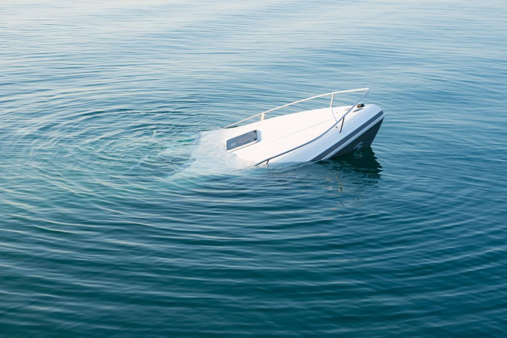 Boat Insurance - for when something goes wrong